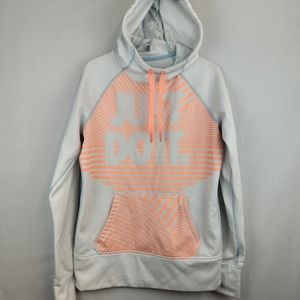 """Nike Therma-Fit """"Just Do It."""" Sweatshirt S"""